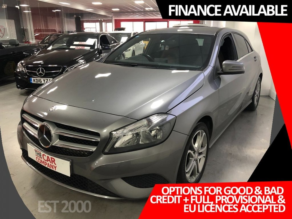 USED 2015 64 MERCEDES-BENZ A CLASS 1.5 A180 BLUEEFFICIENCY SPORT CDI  5d 122  *17 INCH ALLOYS * NAVIGATION *  MOT MAY 2021 *