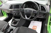 USED 2015 15 SEAT LEON 1.4 TSI FR TECHNOLOGY 3d 150 BHP SAT/NAV, GLASS ROOF, BLUETOOTH