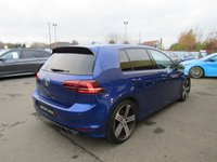 USED 2015 65 VOLKSWAGEN GOLF 2.0 R 5d 298 BHP 5 SERVICES, DAB, BLUETOOTH