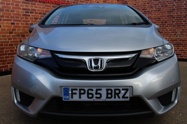 HONDA JAZZ at Derby Trade Cars