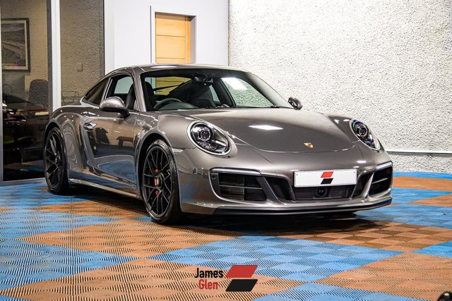 USED 2018 68 PORSCHE 911 3.0 CARRERA 4 GTS PDK 2d 444 BHP One Owner
