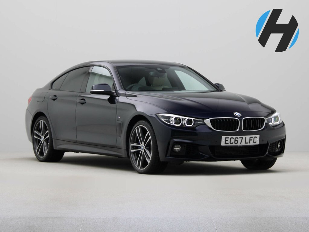 USED 2017 67 BMW 4 SERIES GRAN COUPE 3.0 435D XDRIVE M SPORT