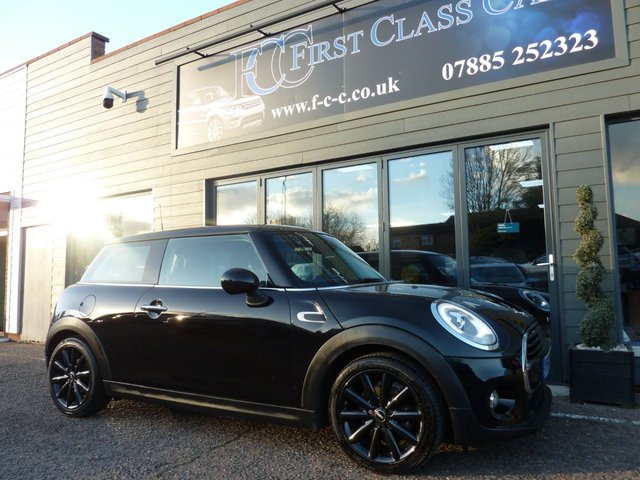 2017 67 MINI HATCH COOPER 1.5 COOPER 3d 134 BHP