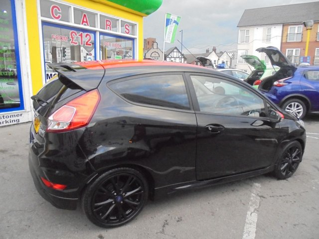 USED FORD FIESTA JUST ARRIVED FORD FIESTA ZETEC S