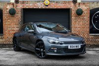 USED 2014 14 VOLKSWAGEN SCIROCCO 2.0 R LINE TDI 2d 175 BHP COUPE