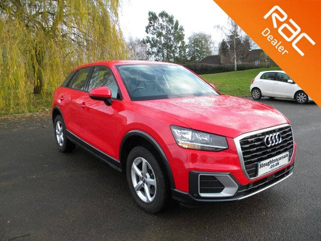 USED 2016 66 AUDI Q2 1.4 TFSI SE 5d 148 BHP BY APPOINTMENT ONLY - Low Mileage, Alloy Wheels, Bluetooth, DAB, Cruise Control, Parking Sensors, Sat Nav. Heated Front Seats
