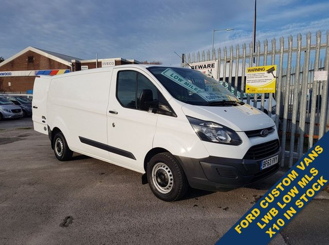USED 2013 63 FORD TRANSIT CUSTOM 2.2 290 LR P/V L.W.B 1 OWNER X10 IN STOCK LOW MLS ###### BIG STOCK EURO 5/6 OVER VANS OVER 100 ON SITE #######