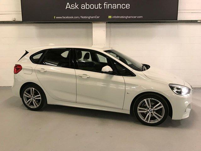 USED 2017 17 BMW 2 SERIES 2.0 218D M SPORT ACTIVE TOURER 5d 148 BHP