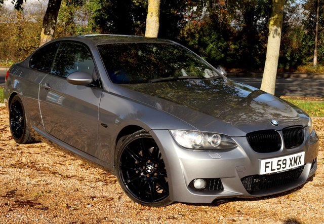 2009 59 BMW 3 SERIES 2.0 320D M SPORT HIGHLINE 2d 175 BHP AUTOMATIC