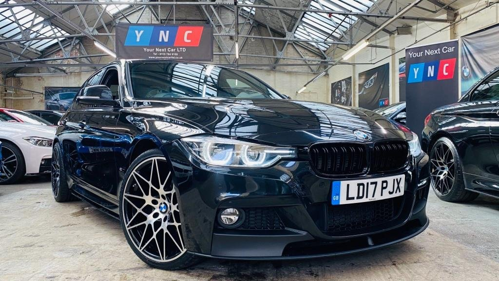 USED 2017 17 BMW 3 SERIES 2.0 330e 7.6kWh M Sport Auto (s/s) 4dr PERFORMANCEKIT+20S+EDRIVE!