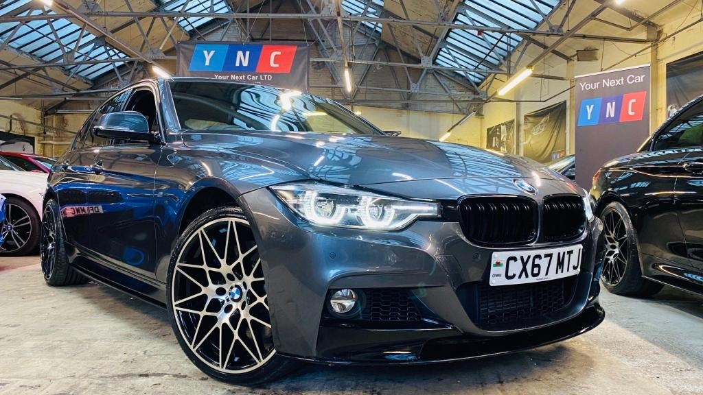 USED 2017 67 BMW 3 SERIES 3.0 335d M Sport Auto xDrive (s/s) 4dr PERFORMANCEKIT+20S+HISPEC!!