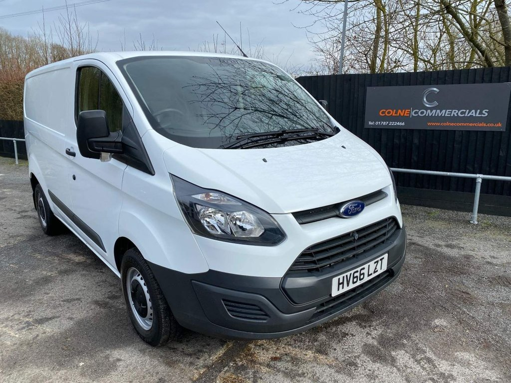 USED 2016 66 FORD TRANSIT CUSTOM 2.2 TDCi 290 L1 H1 5dr *ULEZ COMPLIANT*HEATED SCREEN*