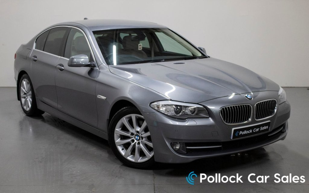 USED 2012 BMW 5 SERIES 2.0 520D SE 4DR AUTO