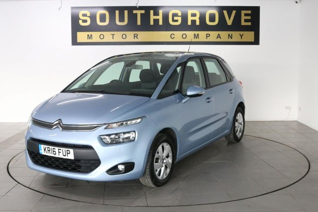 USED 2016 16 CITROEN C4 PICASSO 1.6 BLUEHDI VTR PLUS 5d 118 BHP