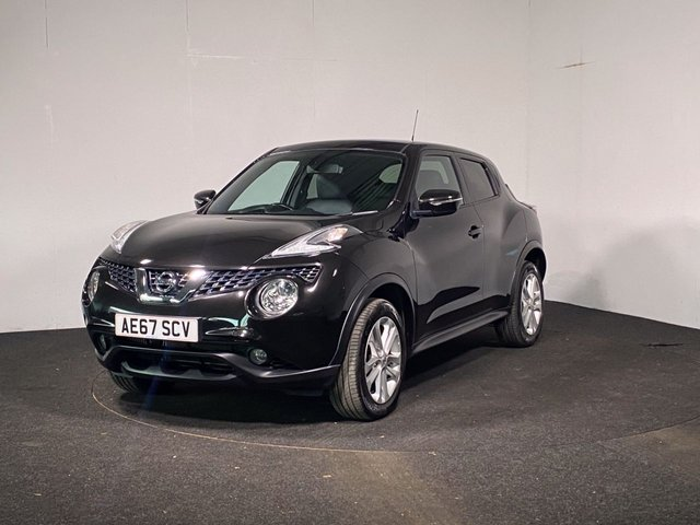 USED 2017 67 NISSAN JUKE 1.5 N-CONNECTA DCI 5d 110 BHP CLICK & COLLECT + DELIVERY AVAILABLE ON THIS VEHICLE