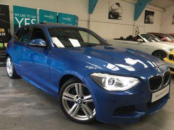 2014 BMW 1 SERIES 2.0 125I M SPORT 5d 215 BHP £13790.00
