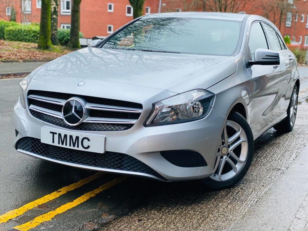 USED 2015 15 MERCEDES-BENZ A-CLASS 1.5 A180 CDI Sport 7G-DCT 5dr 1 Owner|Full Service History