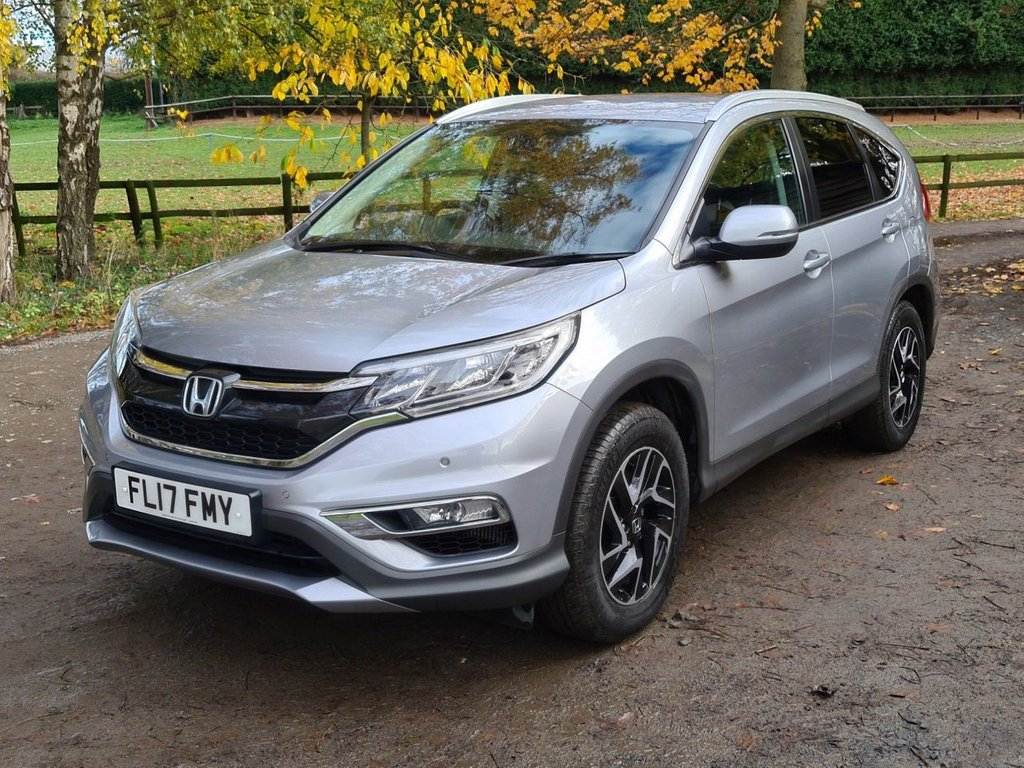 USED 2017 17 HONDA CR-V 1.6 I-DTEC SE PLUS NAVI 5d 158 BHP +++DELIVERY AVAILABLE+++