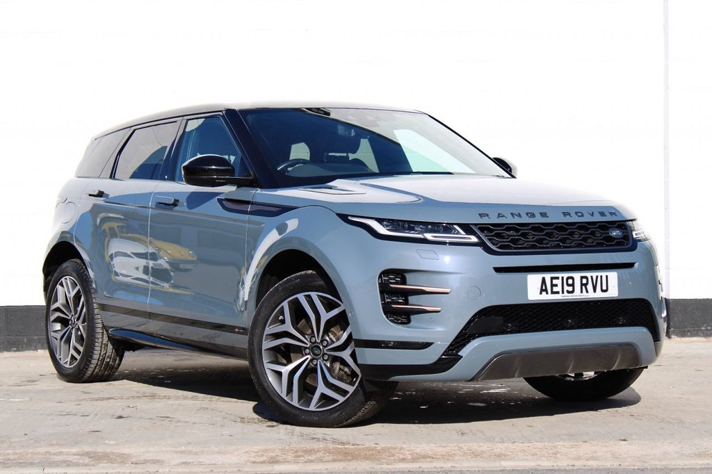 USED 2019 19 LAND ROVER RANGE ROVER EVOQUE 2.0 FIRST EDITION 5d 178 BHP