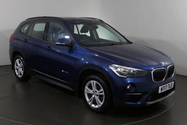 2017 17 BMW X1 2.0 SDRIVE18D SE 5d 148 BHP ULEZ EXEMPT