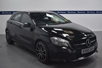 USED 2015 65 MERCEDES-BENZ A-CLASS 1.5 A 180 D SE 5d 105 BHP (ZERO ROAD TAX - BLUETOOTH- LEATHER)
