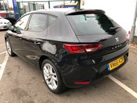 USED 2016 66 SEAT LEON 1.6 TDI SE DYNAMIC TECHNOLOGY 5d 109 BHP ** OPEN FOR CLICK & COLLECT **