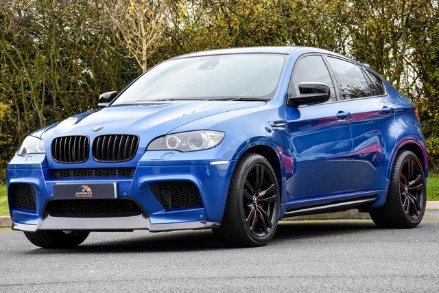 2011 11 BMW X6 4.4 M 4d 548 BHP