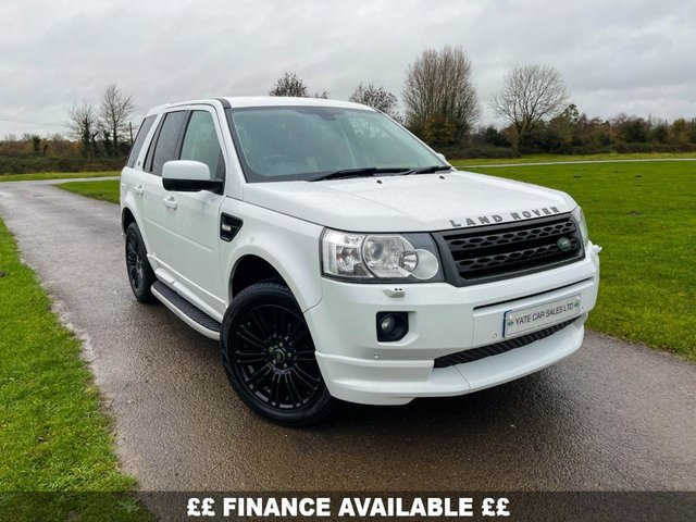 2011 61 LAND ROVER FREELANDER 2 2.2 SD4 SPORT LE 5d 190 BHP (FREE 2 YEAR WARRANTY)