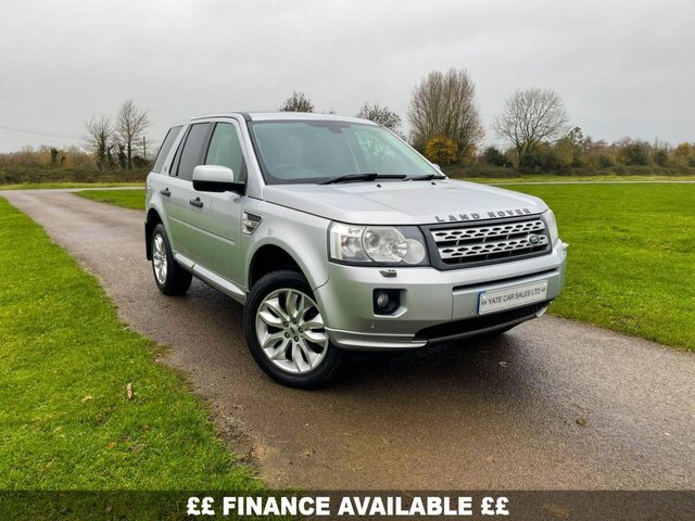 2011 61 LAND ROVER FREELANDER 2 2.2 SD4 HSE 5d 190 BHP (FREE 2 YEAR WARRANTY)