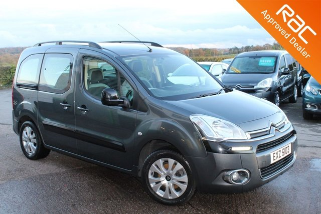 USED 2013 CITROEN BERLINGO MULTISPACE 1.6 HDI PLUS 5d 91 BHP (WAV)WHEELCHAIR ADAPTED VEHICLE VIEW AND RESERVE ONLINE OR CALL 01527-853940 FOR MORE INFO.