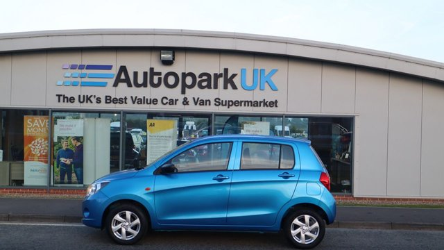 USED 2017 17 SUZUKI CELERIO 1.0 SZ2 5d 67 BHP . LOW DEPOSIT OR NO DEPOSIT FINANCE AVAILABLE . COMES USABILITY INSPECTED WITH 30 DAYS USABILITY WARRANTY + LOW COST 12 MONTHS USABILITY WARRANTY AVAILABLE FOR ONLY £199 (DETAILS ON REQUEST). ALWAYS DRIVING DOWN PRICES . BUY WITH CONFIDENCE . OVER 1000 GENUINE GREAT REVIEWS OVER ALL PLATFORMS FROM GOOD HONEST CUSTOMERS YOU CAN TRUST .