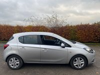 USED 2015 65 VAUXHALL CORSA 1.2 DESIGN 5d 69 BHP * GREAT VALUE * IDEAL FIRST CAR ******