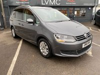 USED 2018 18 VOLKSWAGEN SHARAN 2.0 SE NAV TDI BLUEMOTION TECHNOLOGY DSG 5d 148 BHP ** OPEN FOR CLICK & COLLECT **