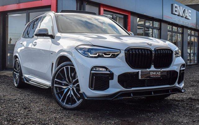 2019 19 BMW X5 3.0 M50D 5d 395 BHP SKY LOUNGE 7 SEATS