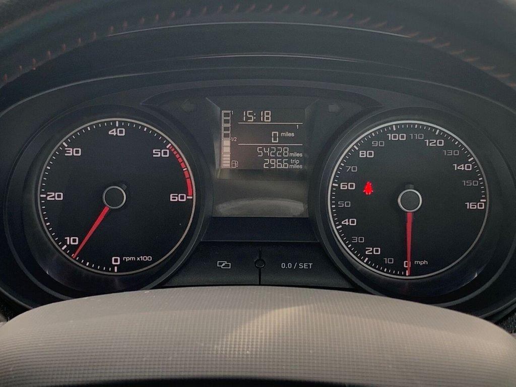 USED 2013 62 SEAT IBIZA 1.6 CR TDI FR 3d 104 BHP