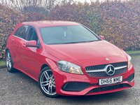 USED 2017 66 MERCEDES-BENZ A-CLASS 1.5 A 180 D AMG LINE EXECUTIVE 5d 107 BHP * 12 MONTHS AA BREAKDOWN COVER * 12 MONTHS MOT *