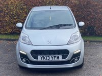 USED 2013 13 PEUGEOT 107 1.0 ALLURE 5d 68 BHP * 12 MONTHS FREE AA MEMBERSHIP * IDEAL FIRST CAR *