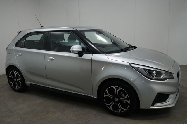 MG 3 at Peter Scott Cars