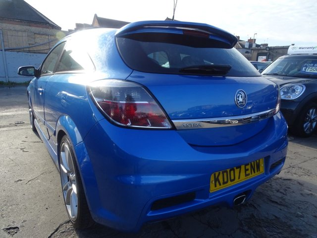 USED 2007 07 VAUXHALL ASTRA 2.0 VXR 3d 240 BHP CLEAN EXAMPLE-CAMBELT DONE