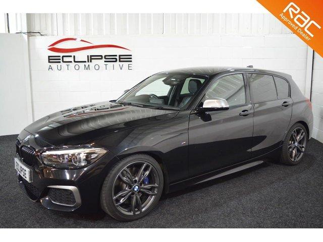 2018 18 BMW M140I 3.0 M140I SHADOW EDITION 5d AUTO 335 BHP