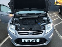USED 2011 11 FORD MONDEO 2.0 TITANIUM X 5d 144 BHP ** OPEN FOR CLICK & COLLECT **