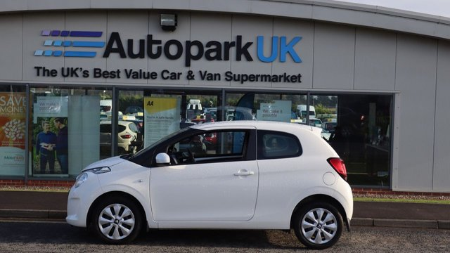 USED 2015 15 CITROEN C1 1.0 FEEL 3d 68 BHP . LOW DEPOSIT OR NO DEPOSIT FINANCE AVAILABLE . COMES USABILITY INSPECTED WITH 30 DAYS USABILITY WARRANTY + LOW COST 12 MONTHS USABILITY WARRANTY AVAILABLE FOR ONLY £199 (DETAILS ON REQUEST). ALWAYS DRIVING DOWN PRICES . BUY WITH CONFIDENCE . OVER 1000 GENUINE GREAT REVIEWS OVER ALL PLATFORMS FROM GOOD HONEST CUSTOMERS YOU CAN TRUST .