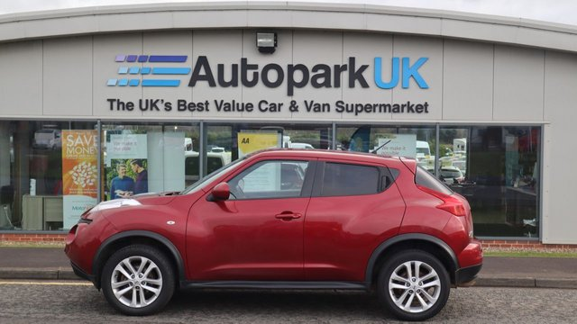 USED 2011 11 NISSAN JUKE 1.5 ACENTA SPORT DCI 5d 110 BHP . LOW DEPOSIT OR NO DEPOSIT FINANCE AVAILABLE . COMES USABILITY INSPECTED WITH 30 DAYS USABILITY WARRANTY + LOW COST 12 MONTHS ESSENTIALS WARRANTY AVAILABLE FROM ONLY £199 (VANS AND 4X4 £299) DETAILS ON REQUEST. ALWAYS DRIVING DOWN PRICES . BUY WITH CONFIDENCE . OVER 1000 GENUINE GREAT REVIEWS OVER ALL PLATFORMS FROM GOOD HONEST CUSTOMERS YOU CAN TRUST .