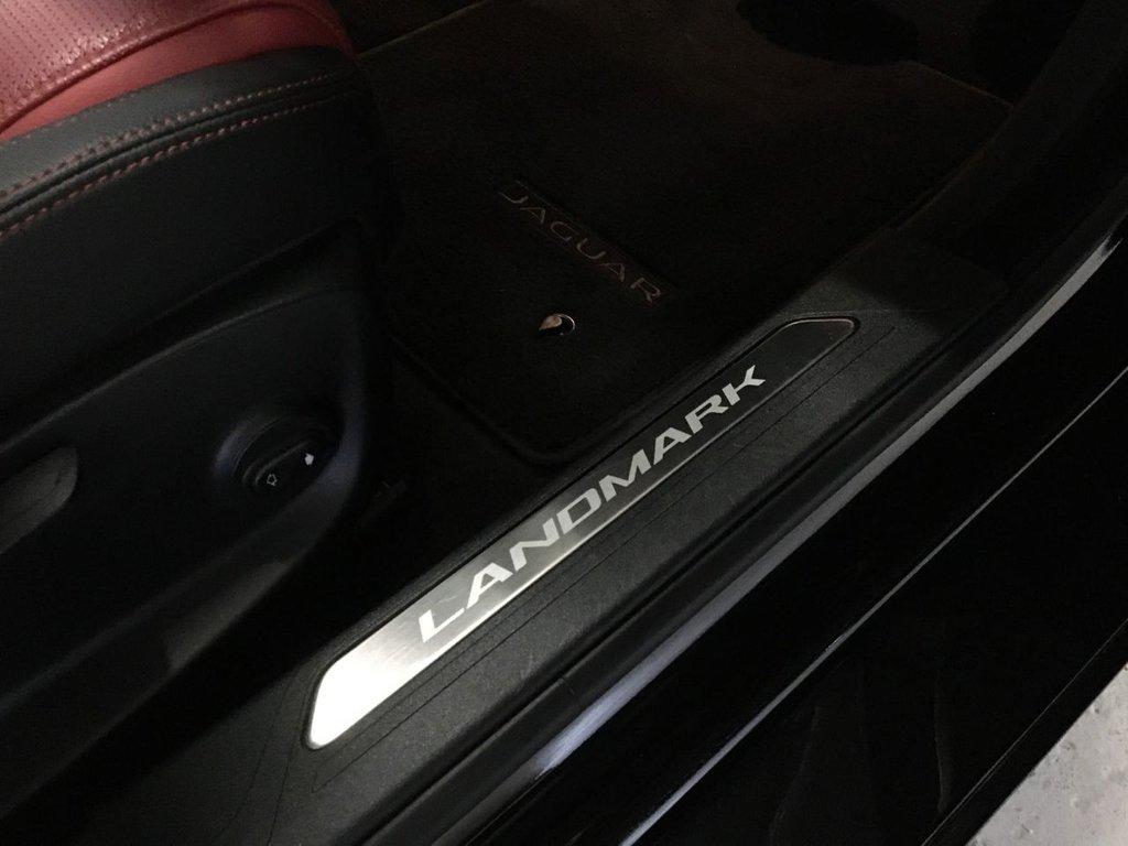 USED 2019 68 JAGUAR XE 2.0 D LANDMARK 4d 177 BHP