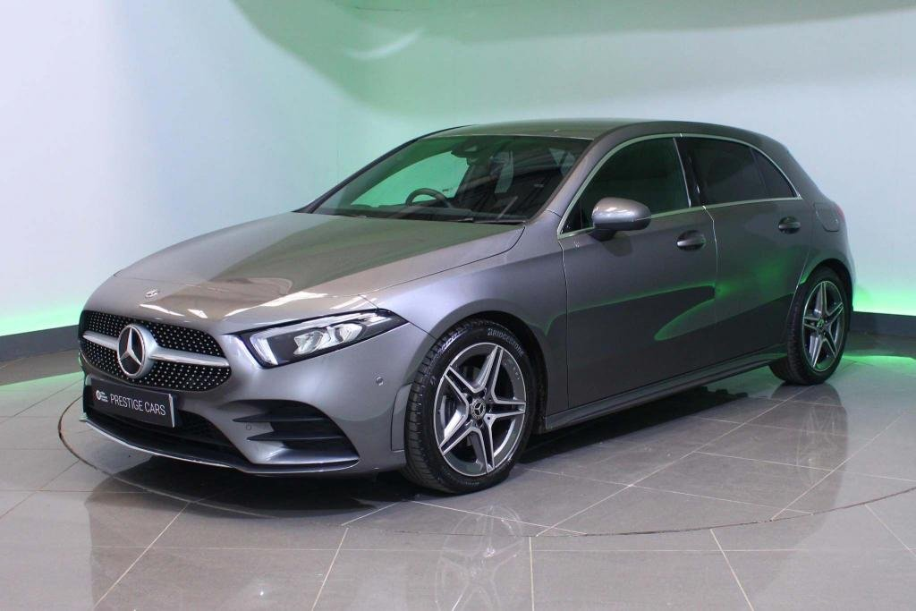 USED 2020 20 MERCEDES-BENZ A-CLASS 1.3 A200 AMG Line (Executive) 7G-DCT (s/s) 5dr HEATED SEATS -NAVIGATION - DAB