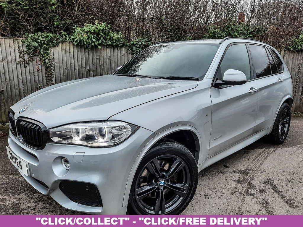 USED 2015 15 BMW X5 3.0 XDRIVE40D M SPORT 5d 309 BHP