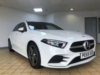 USED 2019 69 MERCEDES-BENZ A-CLASS 1.5 A 180 D AMG LINE PREMIUM 5d Family Hatchback AUTO with Very Low Mileage Massive High Spec inc New Digital Dashboard Warranty Until Sept 2022.Recent Service plus MOT now Ready to Finance and Drive Away Today Front and rear parking sensors + Rear Camera