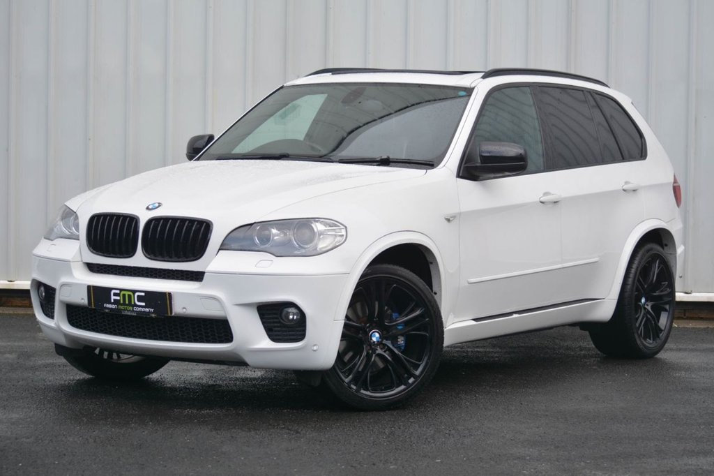 USED 2013 K BMW X5 3.0 XDRIVE40D M SPORT 5d 302 BHP **Upgraded Alloy Wheels - �£6800 Of Optional Extras - Full Service History**