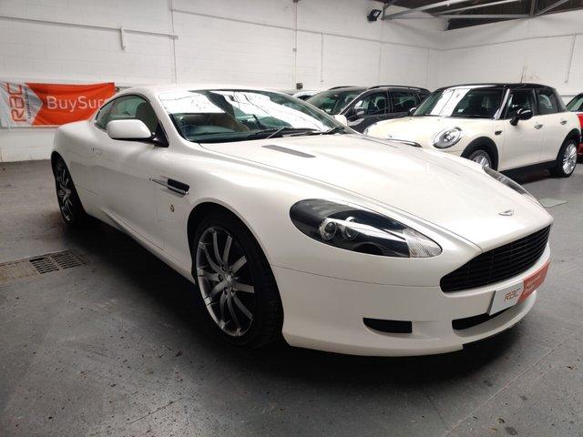Used Aston Martin Db9 Cars For Sale Aston Martin Db9 Dealer Southampton St James Motor Company