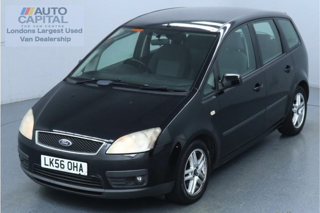 USED 2006 56 FORD C-MAX 2.0 C-Max Zetec TDCI 136 Bhp Air Con Trade sale only | No warranty | Air Condition | Alloy wheels